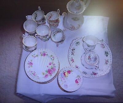 Royal albert flowers of the month