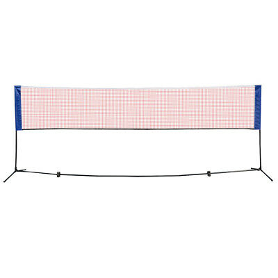 Portable Indoor/Outdoor Badminton Net for Volleyball Tennis Fun ExBeach Sports