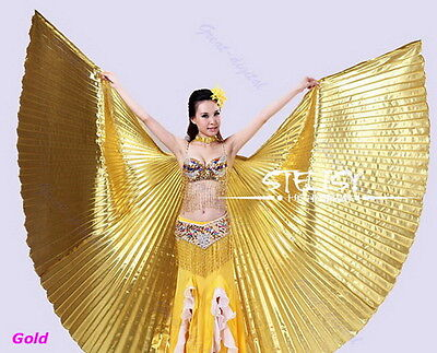 Egyptian Egypt Belly Dance Dancing Costume Isis Wings Dance Wear Wing UO