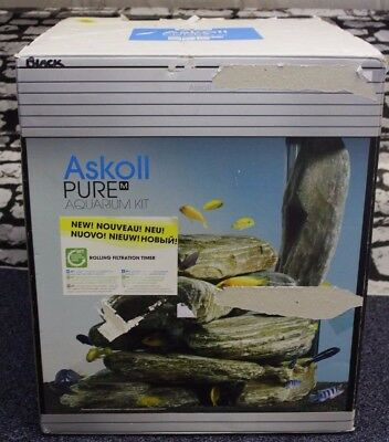 Askoll Pure Aquarium Kit 44 Litre Tank ##GAWELRW
