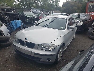 Bmw 118d 2.0 M47N204D4 turbo . Bmw 1 series breaking for parts and spares