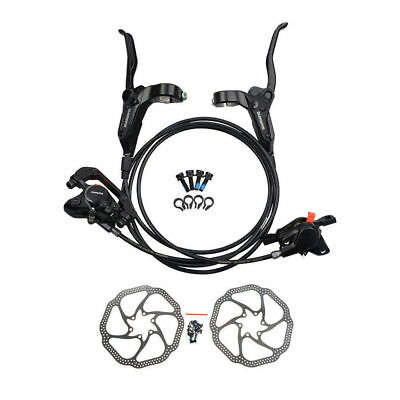Shimano BR-BL-M355 Hydraulic Disc Brake Set Front and Rear Brake White Set New
