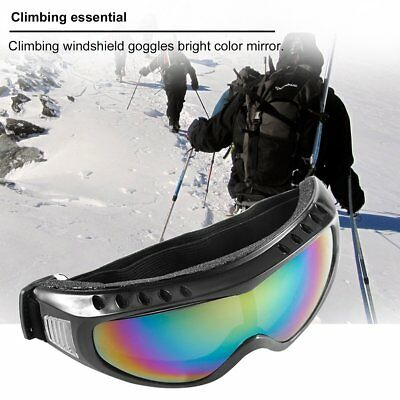 Safety Protective Glasses Outdoor Windproof Mountaineering Goggles Eyewear OK