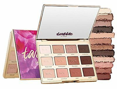Tartelette Tarte 12Color Cosmetic Matte Smoky Eyeshadow Glitter Palette AU Stock