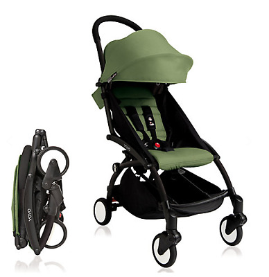 Baby Zen YoYo 6+ Stroller Pushchair For 6Months to 3Yrs Peppermint- RRP £369