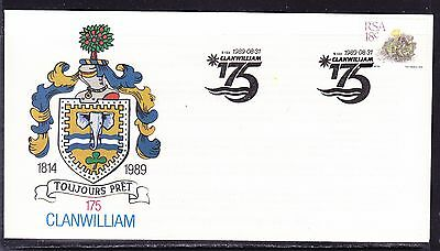 South Africa 1989 - Clan William Souvenir Cover - Unaddressed