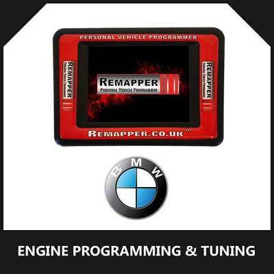 BMW - Customized OBD ECU Remapping, Engine Remap & Chip Tuning Tool