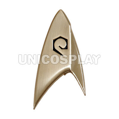 Star Trek Discovery Operations Division Badge Starfleet  Brooches Halloween Gift