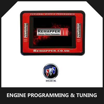 Buick - Customized OBD ECU Remapping, Engine Remap & Chip Tuning Tool