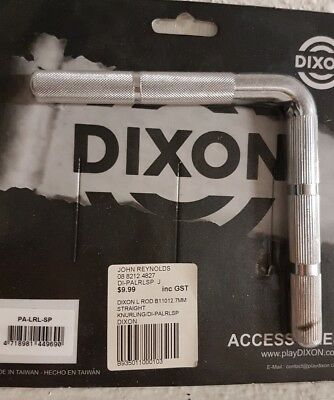 drum hardware Dixon L rod  (12.7 mm)  PA-LRL-SP