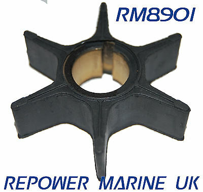Impeller for Suzuki DT75 & DT85 Outboard replaces:17461-95300,