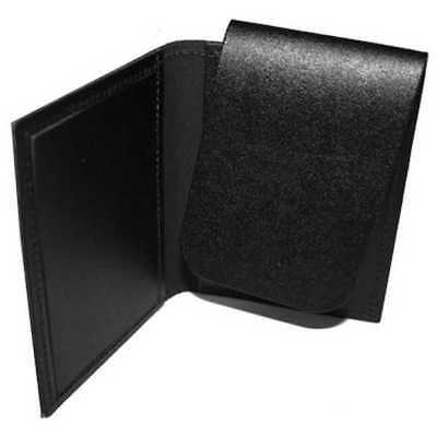 PWL Warrant Card Wallet ID Holder with Badge Flap