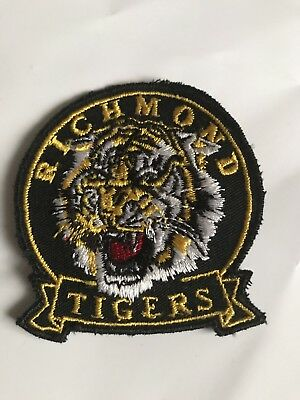 Richmond Tigers .. Afl .. Cloth Badge .. Vfl