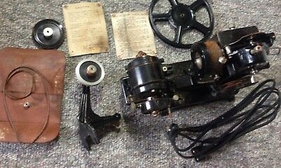 1900s photo • PATHE BABY • movie film projector / PB Ex PATHEX French France