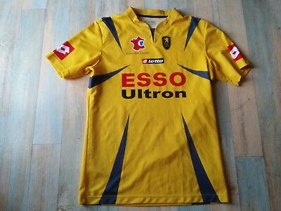 Maillot FOOT LOTTO FCSM SOCHAUX MONTBELIARD ESSO ULTRON  TAILLE/L/D6 TBE