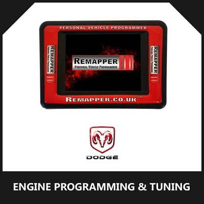 Dodge - Customized OBD ECU Remapping, Engine Remap & Chip Tuning Tool