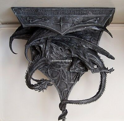 : Large Dragon Shelf Statue Pick Up Only