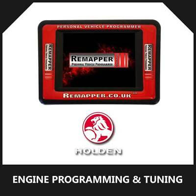 Holden - Customized OBD ECU Remapping, Engine Remap & Chip Tuning Tool