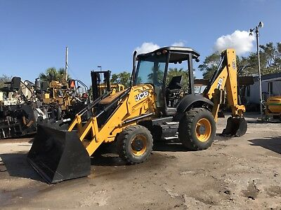 2011 Jcb 3cx Backhoe 4x4 Loader auxillary hydraulics front and back