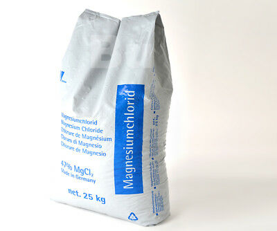 Magnesiumchlorid Hexahydrat 25 kg MgCl2