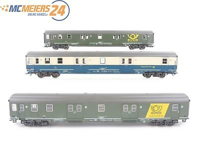 "E51F239 Märklin H0 41573 Zugset PMS Bahnpostwagen InterCity ""TOP"""