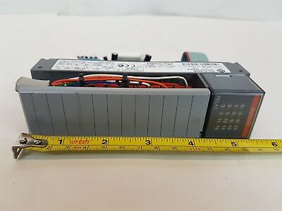 Allen-Bradley 1746-OW16 Output Module SLC 500 Series C - Good Condition