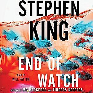 End of Watch: A Novel by Stephen King (AUDIO BOOK)
