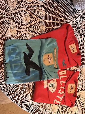 Hollister Men's T-Shirts Lot