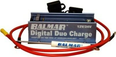 Balmar, Ddc-12/24, Duo Charge, 12/24V, With Wires