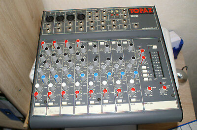 Soundtracs Topaz Mini Analog-Mischpult