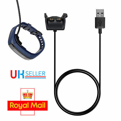 1M USB Dock Cradle Replace Charging Cable Charger For Garmin Vivosmart HR --FAST