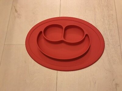 Ezpz Mini Mat Baby Plate Silicone Placemat