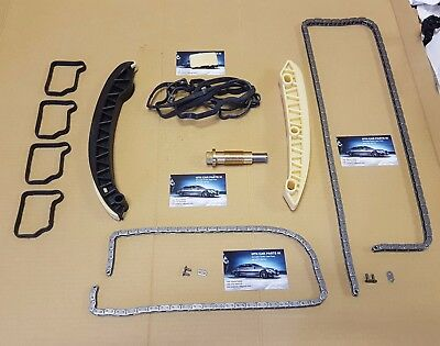 Mercedes Benz M271 1.8 L Kompressor TIMING CHAIN KIT INCL ROCKER COVER GASKET