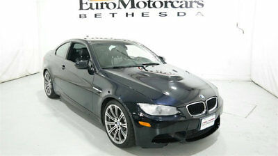 2011 BMW M3 Base Coupe 2-Door 2011 bmw m3 stick shift navigation system carbon leather interior 12 used coupe