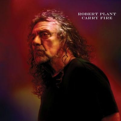 Robert Plant Carry Fire CD 2017 (PRE-ORDER Released October 13th 2017)