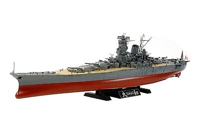 SHIPS OF WAR Collection Issue 1 YAMATO 1945  1:1000 *With A Free Magazine*