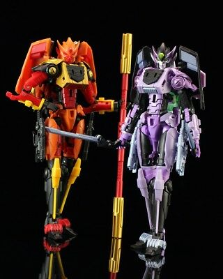 3rd Party Transformers MMC Mastermind Creations Nero Queen/Feral Queen MIB