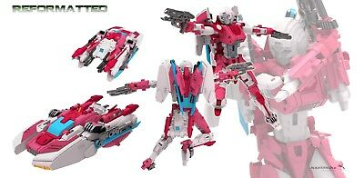 3rd Party Transformers MMC Mastermind Creations Azalea (IDW Arcee)