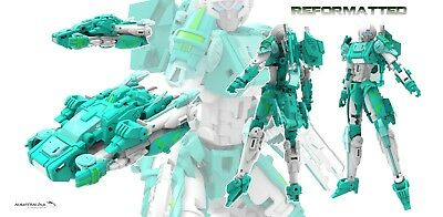 3rd Party Transformers MMC Mastermind Creations Zinnia