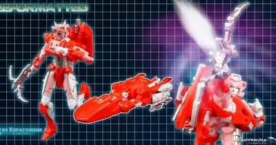 3rd Party Transformers MMC Mastermind Creations Eupatorium