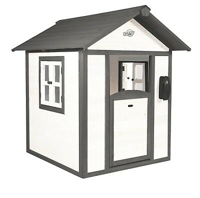 Lodge Wooden Playhouse - Sunny