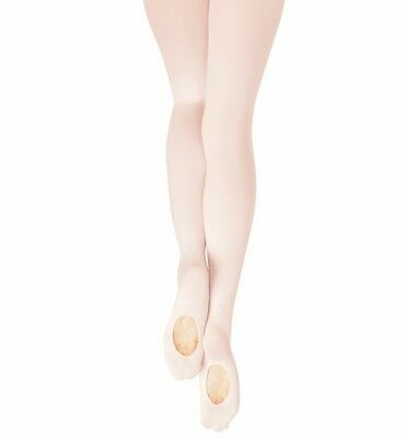 Capezio Ultra Soft Transition Tights Style 1816 size L/XL in Ballet Pink