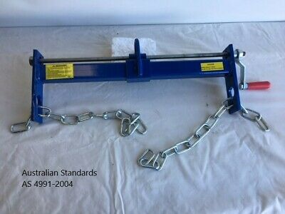 LOAD LEVELER 450kg SUIT ENGINE LIFTING CRANES NEW,  (Q5201)
