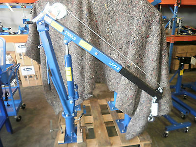 Engine Crane, Ute,truck, Swivel Base Lifting Crane,with Hand Winch (F5105W)