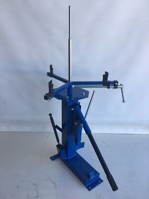 "Multi Tyre Changer & Bead Breaker, Motorcycle, Suit Up To 21"" (Tc21)"