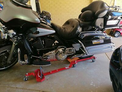 Motorcycle Dolly, Motor Bike Stand  Vehicle Positioning  Dolly New (Mc1503)