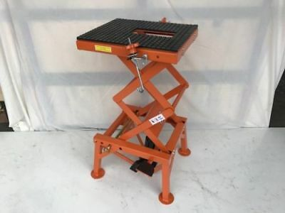 Motorcycle Lift Stand, Hydraulic Foot Lift, Motorcycle Work Stand (MC6502)