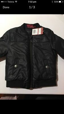 Sprout Baby Boys Bomber Jacket