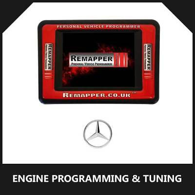 Mercedes - Customized OBD ECU Remapping, Engine Remap & Chip Tuning Tool