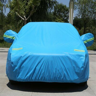 Extra Large Size 3XXL Full Car Cover UV Protection Outdoor/Indoor Breathable